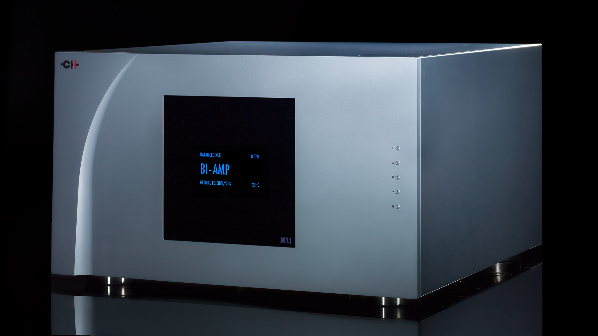 Singularity Audio Imports Brands CH Precision M1.1 Power Amplifier CH Precision