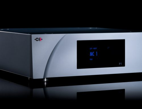 Review: Jacob Heilbrunn on the CH Precision P1 Dual Monaural Phono Stage